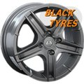 Диск колесный LS Wheels K333 6x14/4x108 D73.1 ET28 GM - фото 1