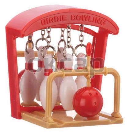 Игрушка для птиц J.W. Pet Company Birdie Bowling JW31093 пластик
