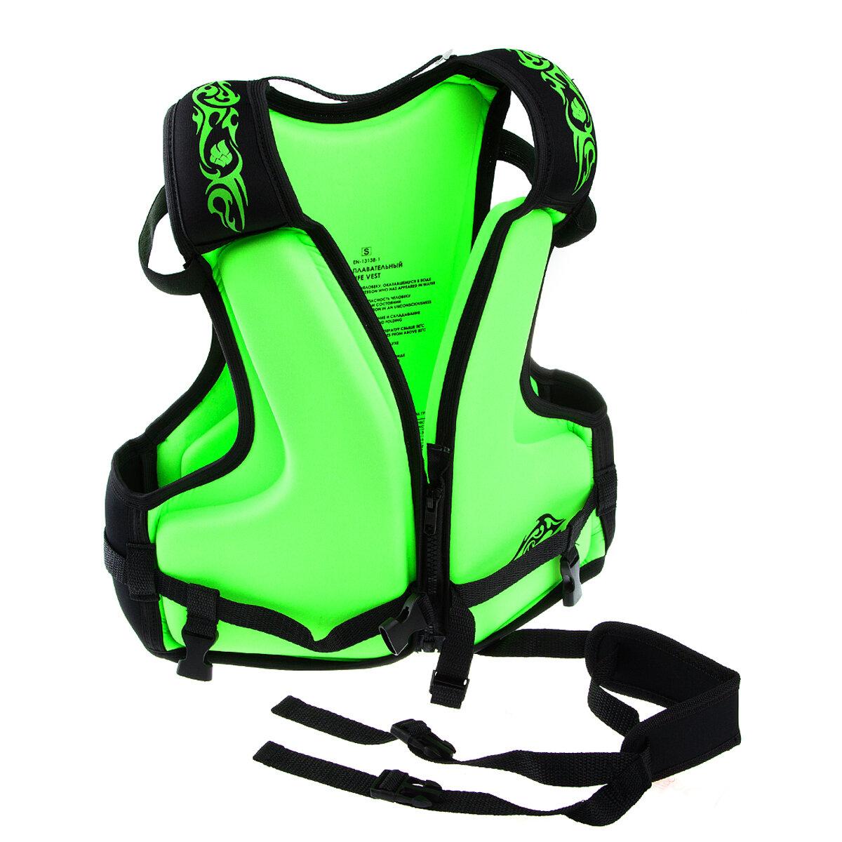 Жилет спасательный Mad Wave Life Vest