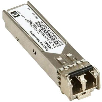 HP Трансивер HPE J4858D Aruba 1G SFP LC SX 500m MMF XCVR