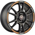 Диски R17 5x112 7,0J ET43 D66,6 NZ Wheels SH 670 MBOGS - фото 1