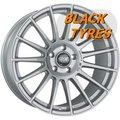 Диск колесный OZ Superturismo Dakar 9x21/5x127 D71.6 ET50 Matt race silver black lettering - фото 1
