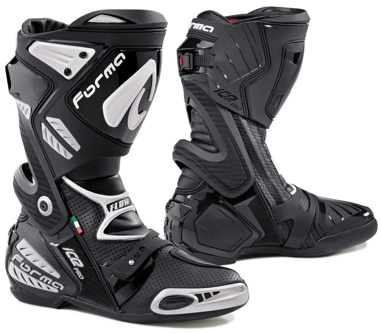 Ботинки FORMA ICE PRO BLACK (44) (Артикул: 67030)
