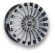 Колесный диск (литой) Mi-tech Mk-f40s 6.5x16/5x114.30 D73.00 ET38 AM/B - фото 1