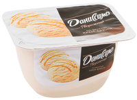 Продукт творожный Даниссимо со вкусом мороженого крем-брюле 5,5%, 130г