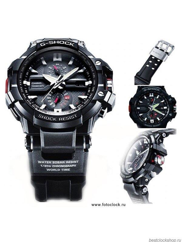 Ремешок для часов Casio GW-A1000-1A (10412716)
