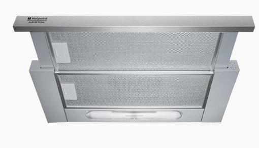 Кухонная вытяжка Hotpoint-Ariston AH 61 CM X /HA