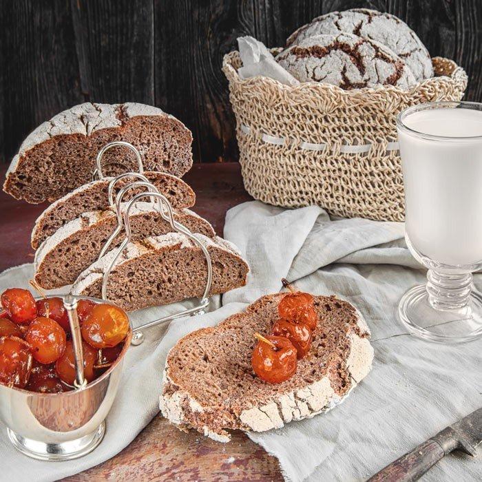 Хлебная смесь «Деревенский ржаной хлеб» С.Пудовъ