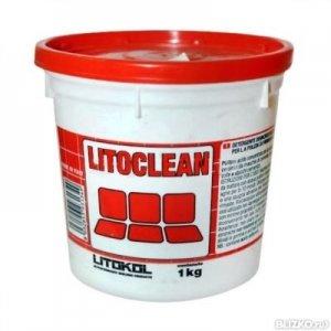 Кислотный порошковый очиститель LITOCLEAN 1кг