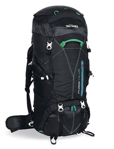 Рюкзак Tatonka Pyrox Plus 50 black/green