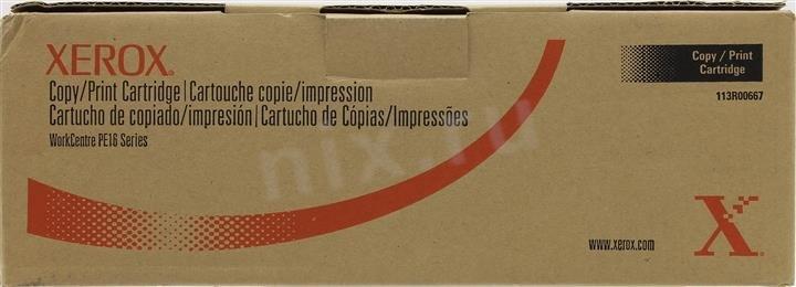 Оригинальный тонер-картридж Xerox 113R00667