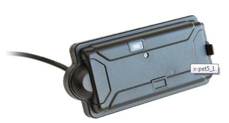X-Pet 5 - GPS-ошейник с солнечными батареями