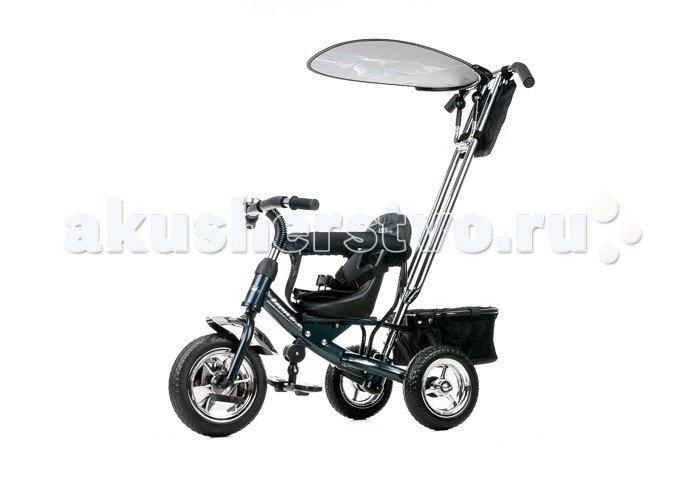 Велосипед трехколесный Liko Baby Lexus LB-772 Черный