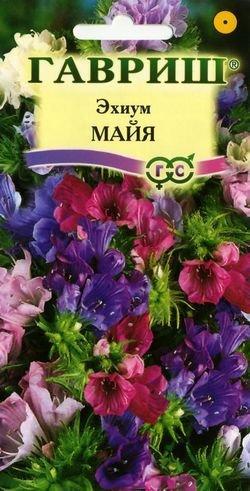 """Семена. Эхиум """"Майя"""", смесь (10 пакетов по 0,3 г) (количество товаров в комплекте: 10)"""