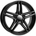 Диск Alutec M10 7x16/5x112 ЕТ38 D66,5 Racing Black - фото 1