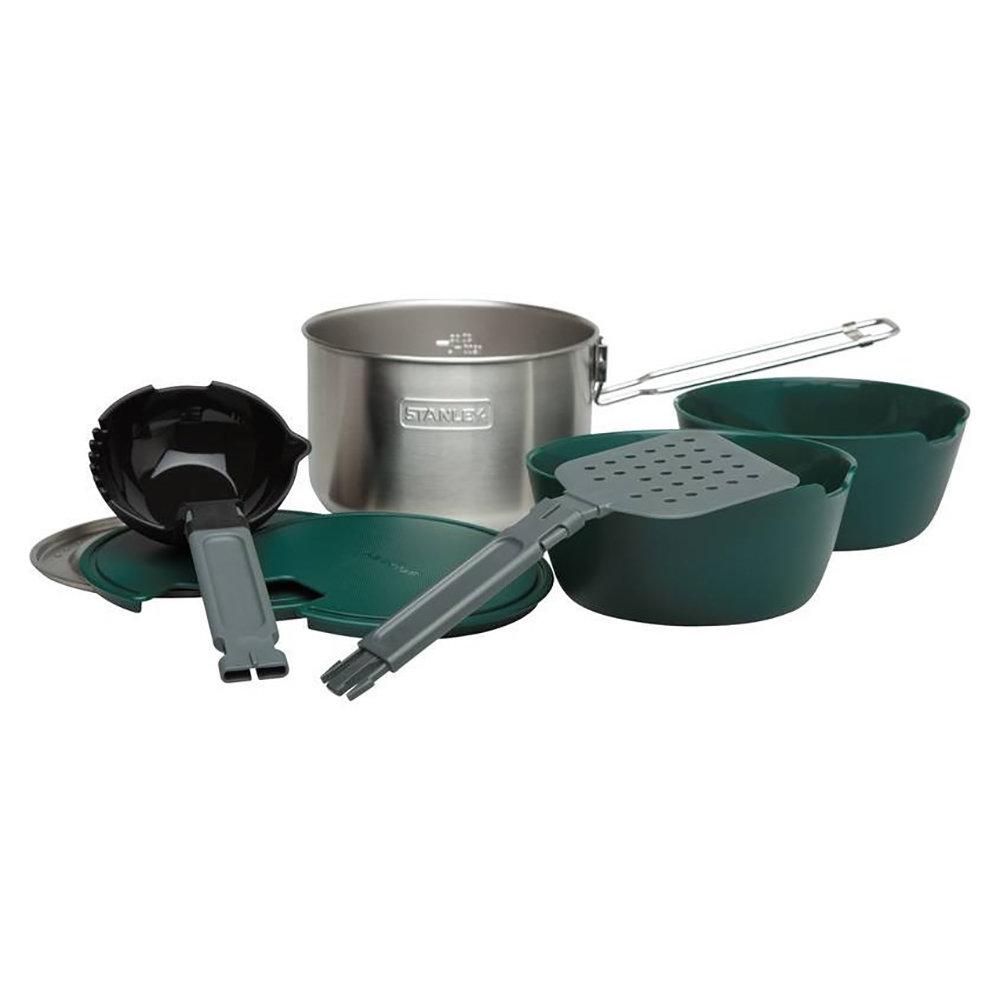 Стальной набор походной посуды STANLEY Adventure 1,5L 10-01715-002