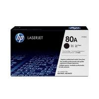 Картридж HP 80A, черный/ 2700 страниц (CF280A)