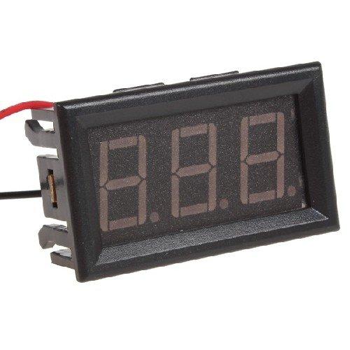 Цифровой вольтметр YB27 (0-300В) 0,56