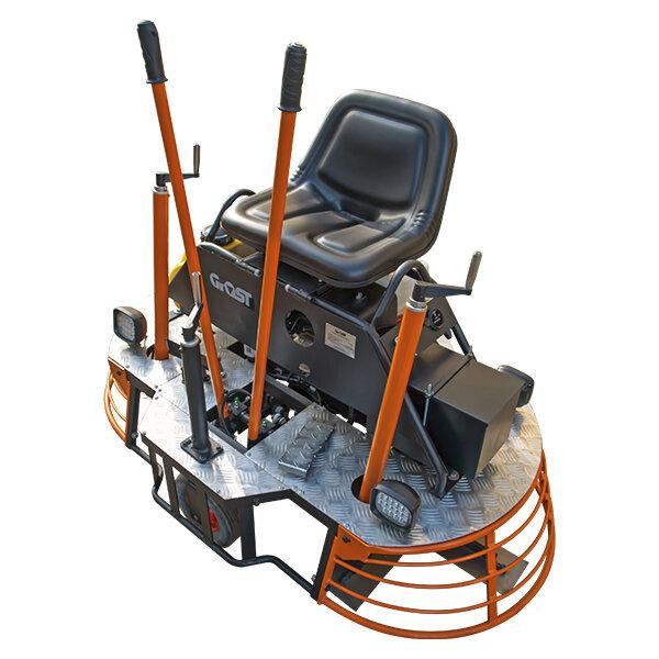 Затирочная машина GROST ZMD-750