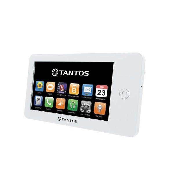 Сопряженный видеодомофон Tantos NEO VZ(white)