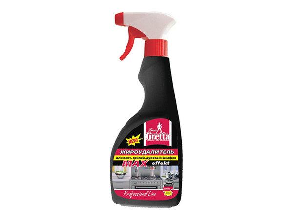 средство чистящее frau gretta max effect д/удаления жира для плит, ду