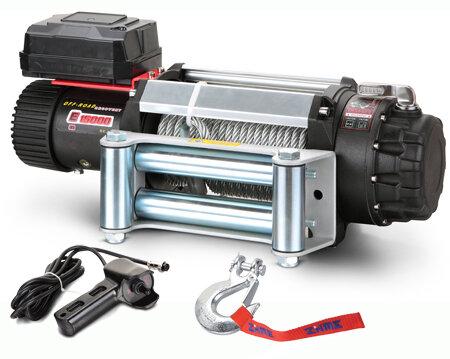 Автомобильная электрическая лебедка Master Winch E 15000-24V