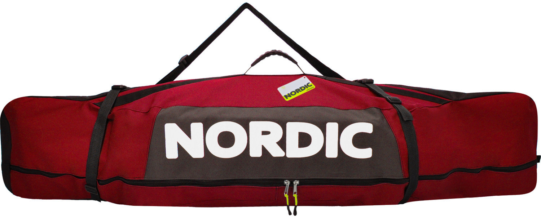 Чехол для сноуборда Nordic Five (145 см) цв.темно-красный
