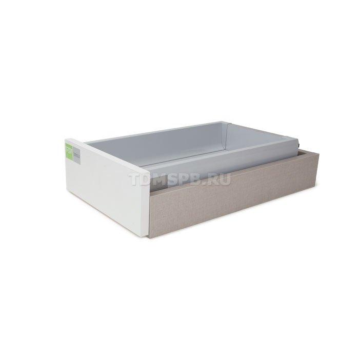 Тандембокс TEN H90 серый, на направляющих Excel, 450мм, FGV