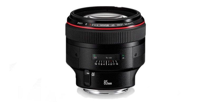 Объектив Canon EF 85mm f/1.2L II USM 1056B005