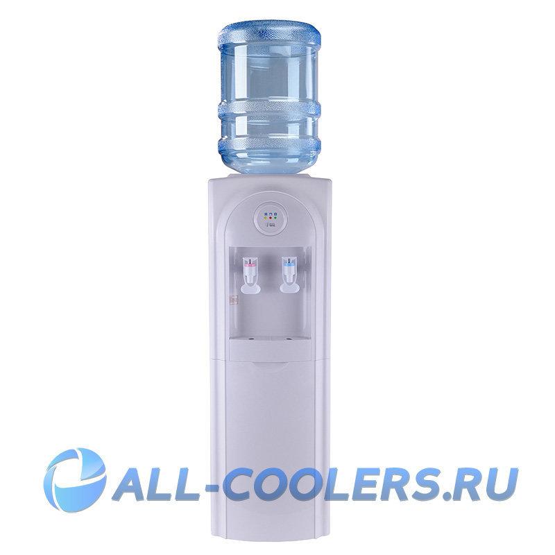 Кулер для воды напольный Ecotronic C21-L White