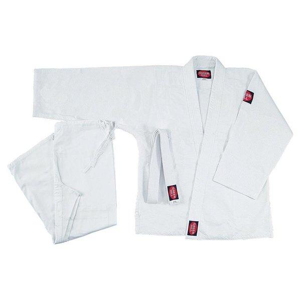 Кимоно для Дзю-до Green Hill CLUB белое 5/180, JSC-10204
