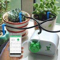 Система автоматического полива с управлением через Bluetooth
