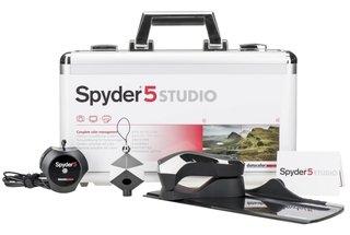 Калибратор Datacolor Spyder 5 Studio