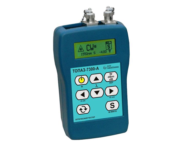 Многофункциональный оптический тестер ТОПАЗ-7315-АL