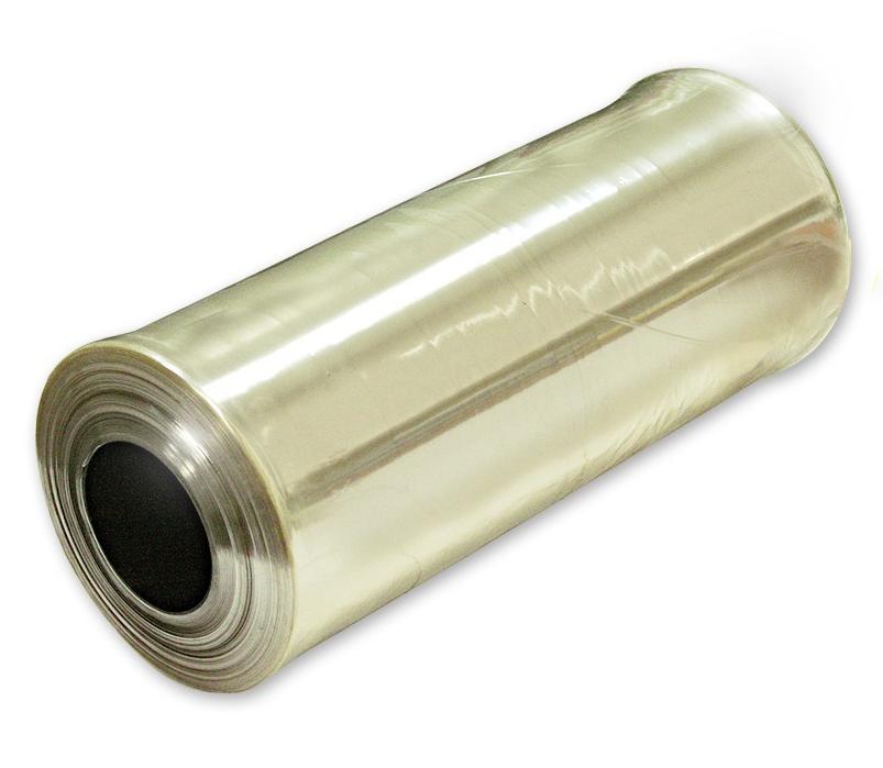 Термоусадочная пленка 250мм*650м пищевая 15 мкм (PVC)