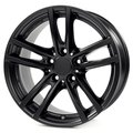 Колесные литые диски Alutec X10 Black 7.5x17 5x120 ET32 D72.6 Racing Black (X10-75732W34-5) - фото 1