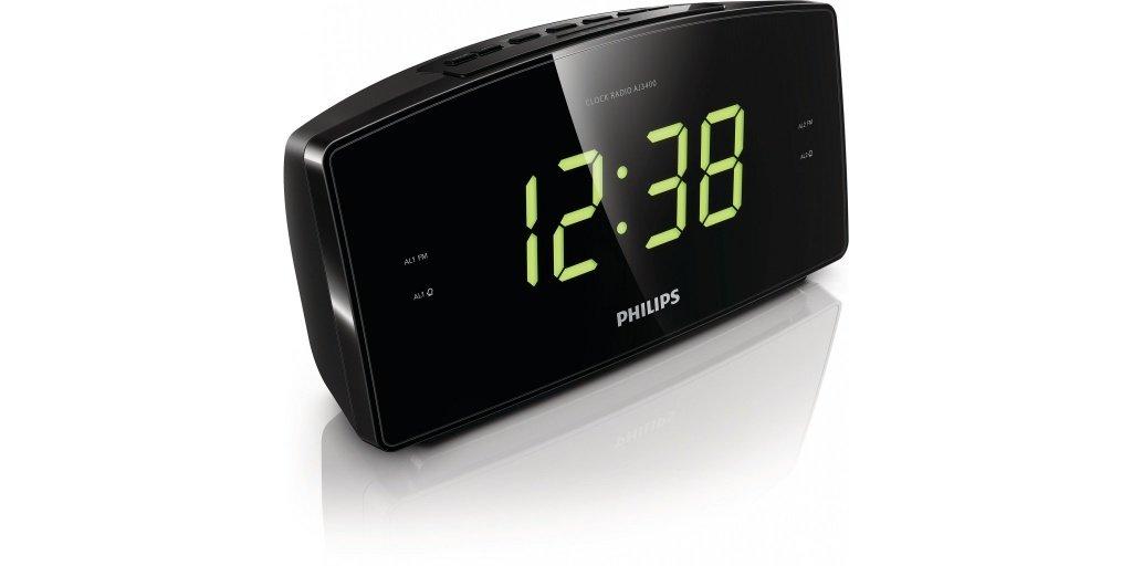 Радио-будильник Philips AJ3400/12