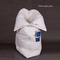 Пуховый конверт - одеяло детское (белый)