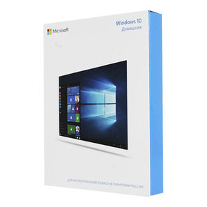Microsoft Windows 10 Home RU x32/x64