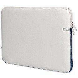 Сумка для ноутбука PORTCASE KNP-18GR Чехол для ноутбука {неопрен, серый, 17-18, 4''}