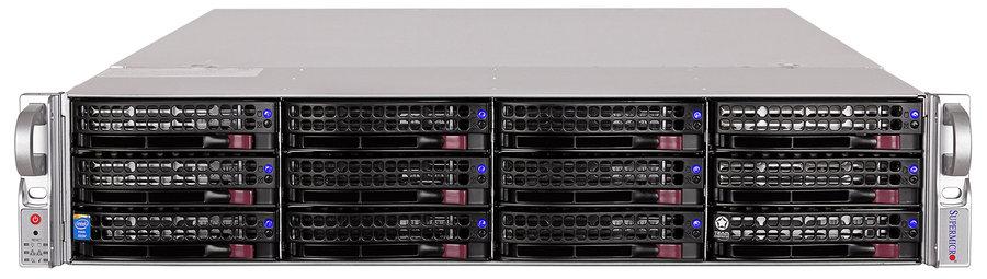 Сервер Supermicro SSG-6028R-E1CR12N