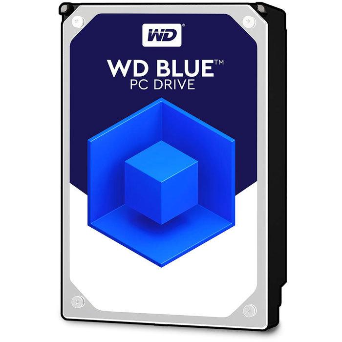1Tb Western Digital (WD10EZEX) 64Mb 7200rpm SATA3 Caviar Blue
