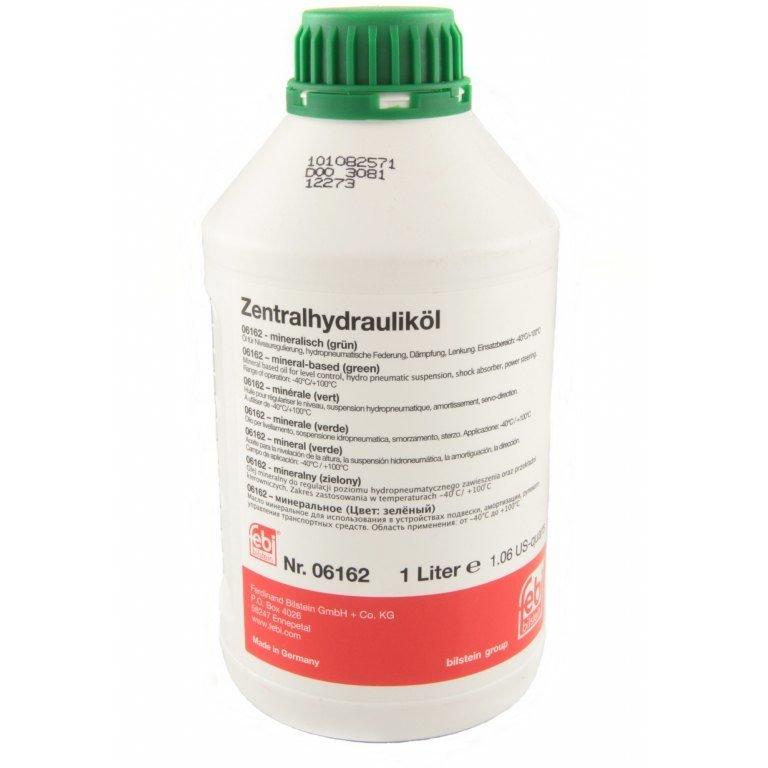 Жидкость гидроусилителя FEBI 06162 Жидкость ГУР зеленая 1л