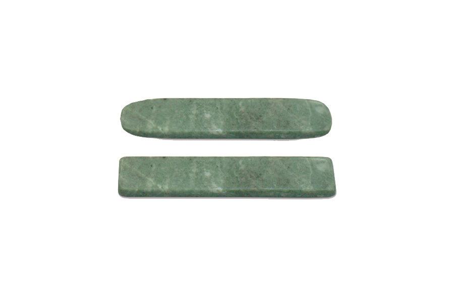 Stone Прямоугольный жадеитовый камень