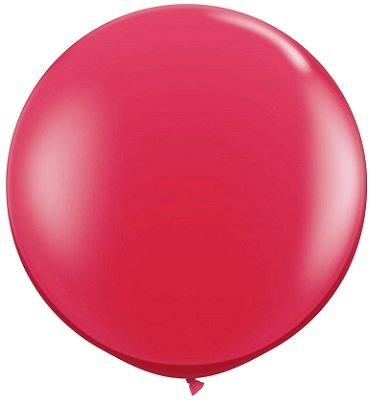 Матовый Красный 36 Дюймов. Латексные воздушные шарики