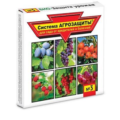 Средство защиты растений Ваше хозяйство Агрозащита БИО №3