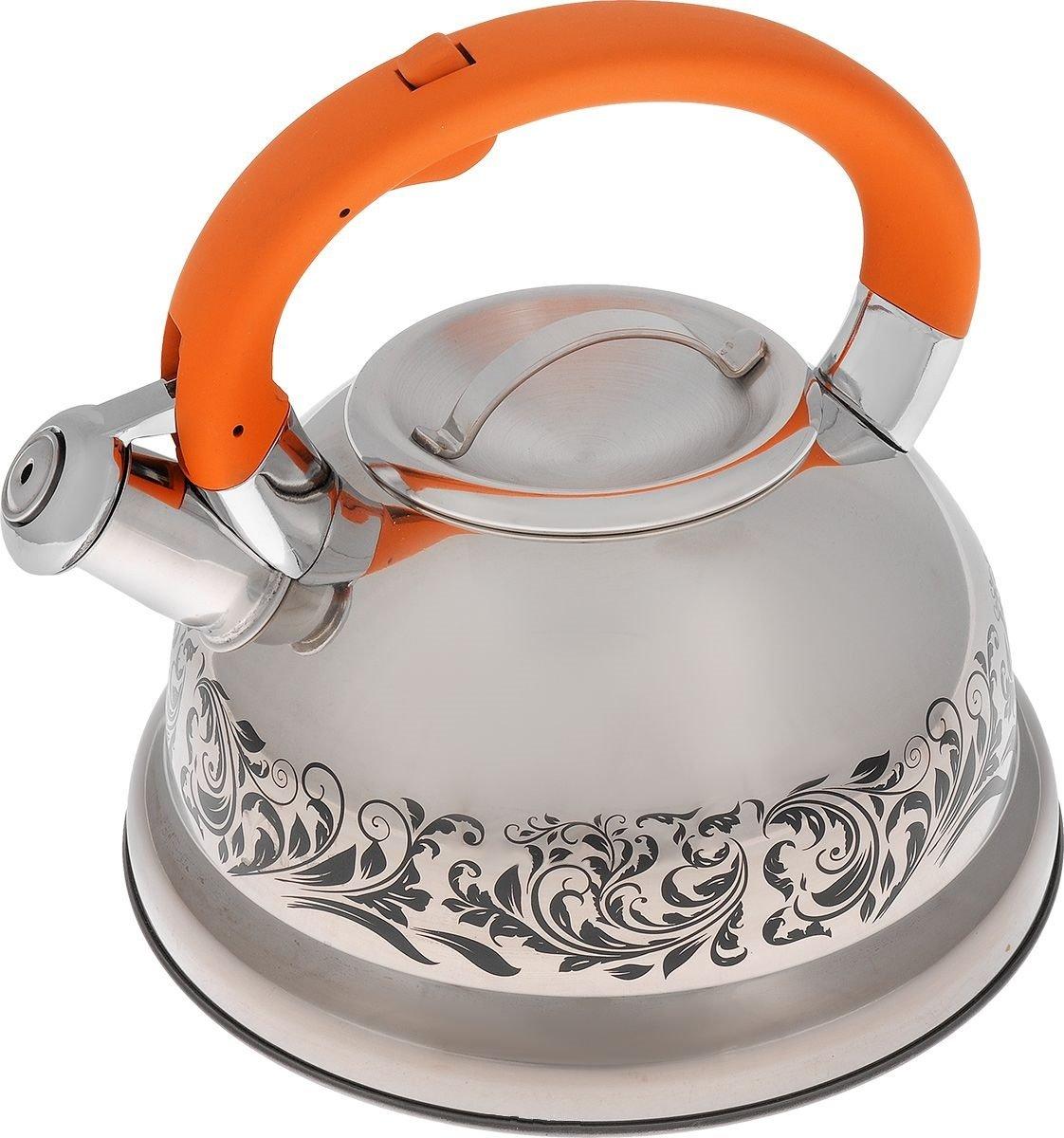 Чайник металлический термо 2,6 л Mayer & Boch 23416