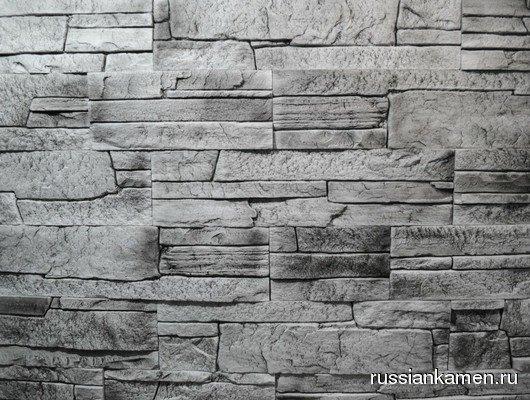 Искусственный камень Сланец классический Скала 1м2