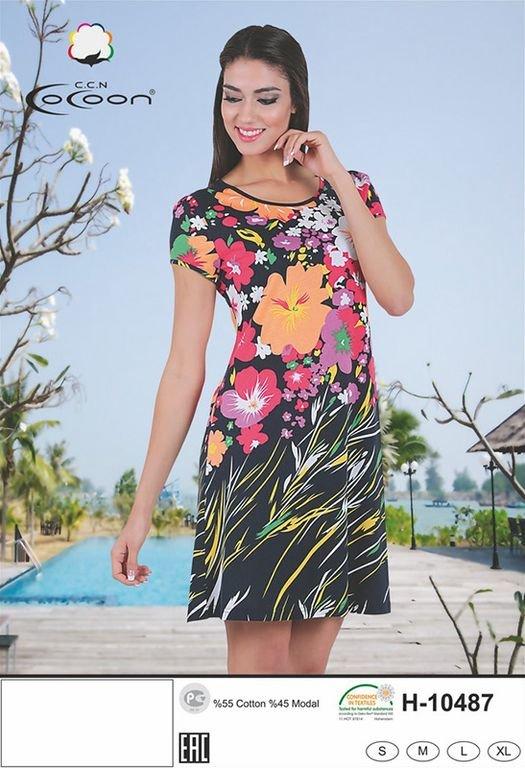 Платье Cocoon