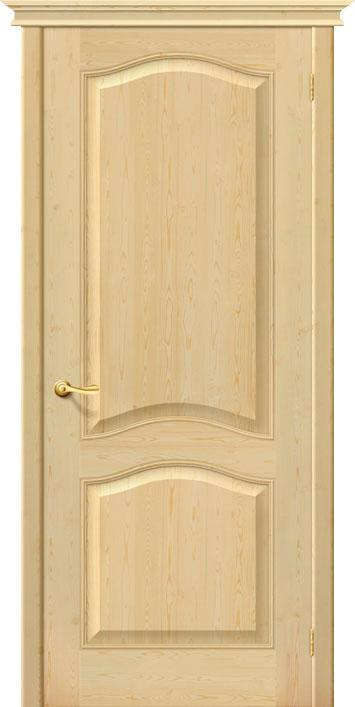 Межкомнатная дверь Белорусские двери М7 Без отделки из массива, Глухая / 700x2000 / Полотно